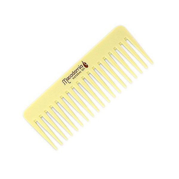 Macadamia Natural Oil, США Macadamia Heling Oil Infused Comb | Рост Ресниц