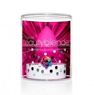Beautyblender, США Beautyblender Original  + мыло Solid Blendercleanser | Рост Ресниц