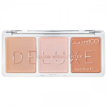 Catrice, Германия Catrice Deluxe Glow Highlighter The Glowrious Three | Рост Ресниц