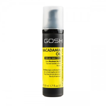 GOSH Copenhagen, Дания GOSH Macadamia Oil Nourishing Hair Oil | Рост Ресниц