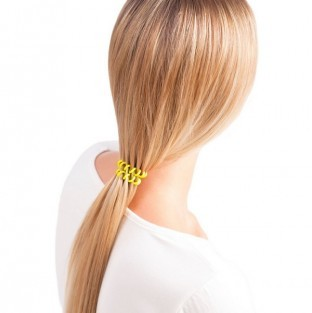Invisibobble, Германия Invisibobble Submarine Yellow | Рост Ресниц